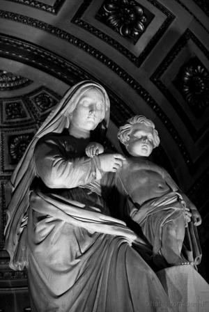 /A Virgem e o Menino