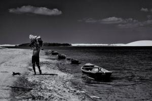 Fotojornalismo/O amigo pescador