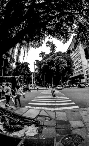 Paisagem Urbana/Largo do Machado