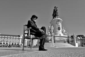 Gentes e Locais/O Rei da Praça