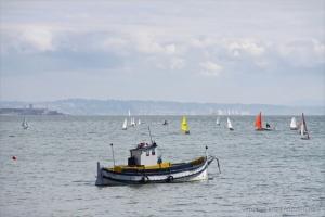 Paisagem Natural/Barcos e cores em Cascais