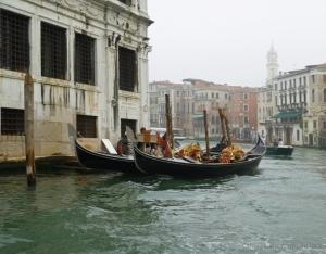 Paisagem Urbana/Neblina em Veneza