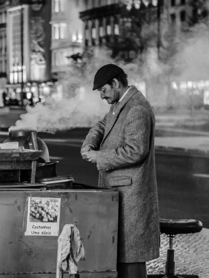 Gentes e Locais/O vendedor de castanhas