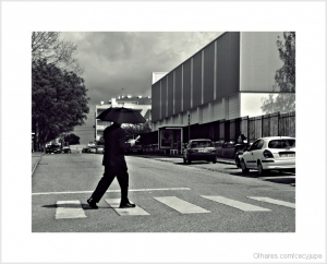 Gentes e Locais/Crossing, but not in Abbey Road ....