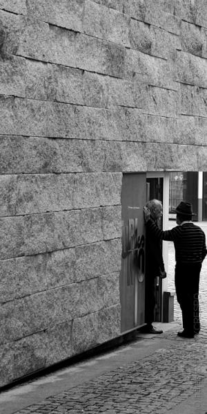 Gentes e Locais/A esquina das conversas