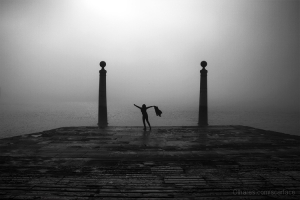 Gentes e Locais/Dancing in the fog