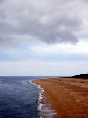 Paisagem Natural/Praia da Nazaré