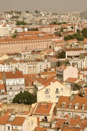 """Paisagem Urbana/""""Olá Lisboa"""""""