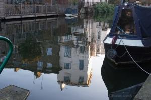 Paisagem Urbana/Espelhos de água 1
