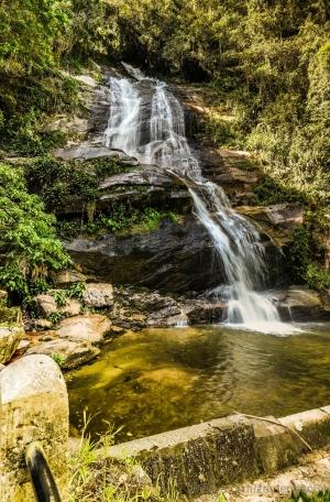 Paisagem Natural/Cascatinha do Taunay