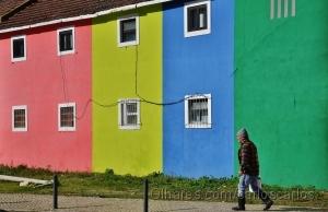 Paisagem Urbana/O pote no fim do arco-iris afinal é um balde