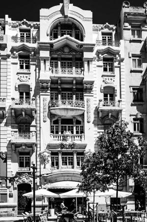 Paisagem Urbana/Lisboa a P&B: O charme dos anos '20