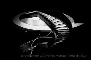 Outros/um caracol de escada