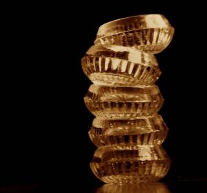 Abstrato/Nem tudo que reluz é ouro