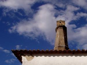 Paisagem Urbana/chaminé dos meneses (coriscada)