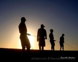 Outros/Pesca de Arrastão em Marataízes - Brasil