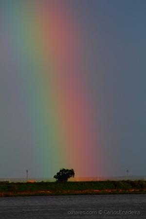 Paisagem Natural/A ponta do Arco Iris