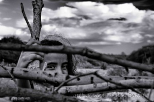 Retratos/Olhar cativo