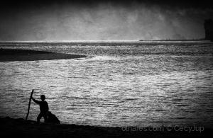 Gentes e Locais/O guardador das águas....