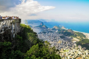 Paisagem Urbana/''O Rio de Janeiro continua lindo...''