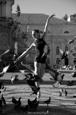 Gentes e Locais/Ballet in the Streets of Portugal #17