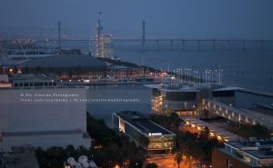 Paisagem Urbana/Luzes de Lisboa