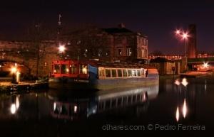 Paisagem Urbana/Noite em Sheffield