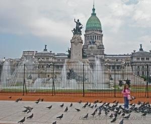 Paisagem Urbana/Buenos Aires 3