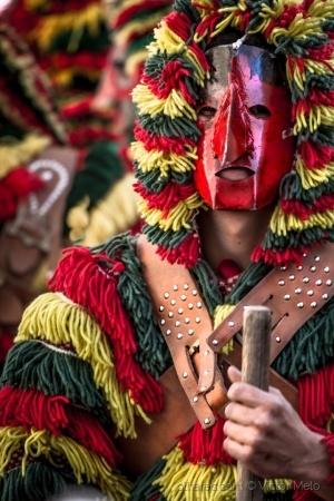 Gentes e Locais/Máscara Ibérica I