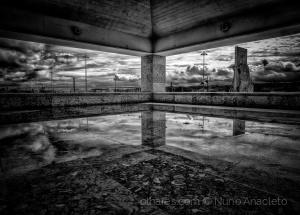 Paisagem Urbana/Reflexo de inverno
