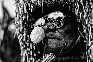 Retratos/Caboclo de Lança (Maracatu)