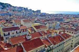 Paisagem Urbana/Lisboa e seu casario.....