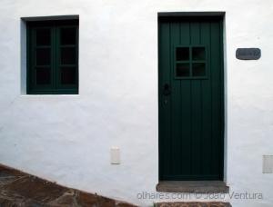 Paisagem Urbana/Porta e janela