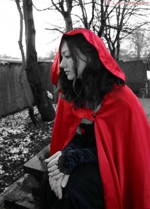 Arte Digital/Chapeuzinho vermelho