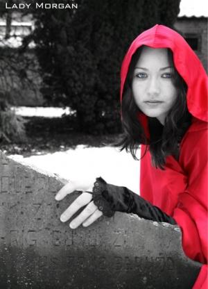 Arte Digital/Chapeuzinho vermelho 2