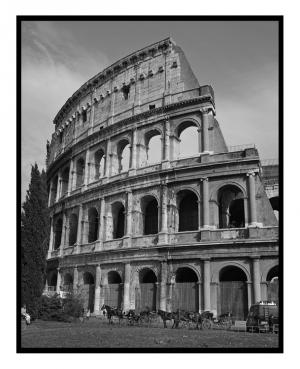 Paisagem Urbana/Coliseu