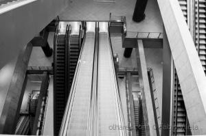 Paisagem Urbana/Escadas sem fim