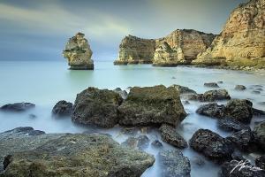Paisagem Natural/O Silêncio das Rochas
