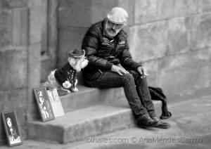 Gentes e Locais/Artistas de Rua