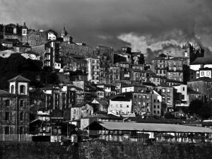 Paisagem Urbana/No coração do Porto