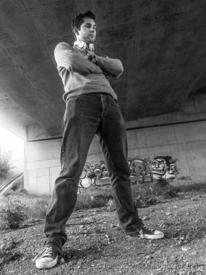 Retratos/Urban Man