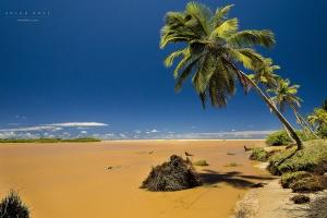 Paisagem Natural/Praia da Caieira, Belmonte - BA-BR