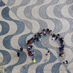 Gentes e Locais/Lição de Geometria