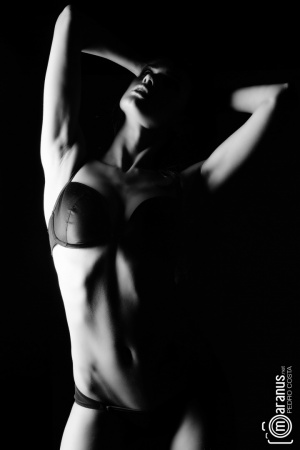 Retratos/dreaming in black