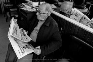 Retratos/Notícia é sempre um dia depois...
