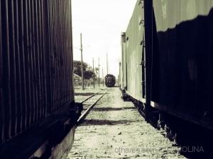 Paisagem Urbana/Linha férrea