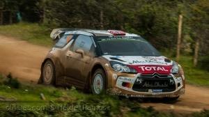 Desporto e Ação/Mads Ostberg Citroen DS3 WRC