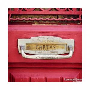 Paisagem Urbana/correio sentido