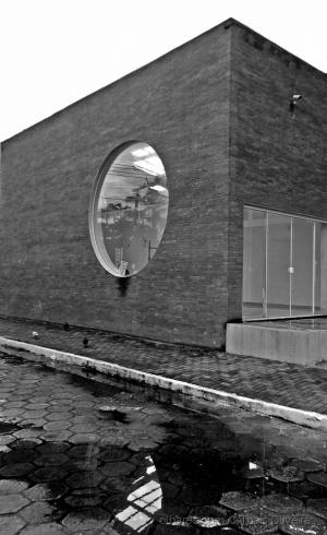 Paisagem Urbana/Diálogo dos Reflexos II