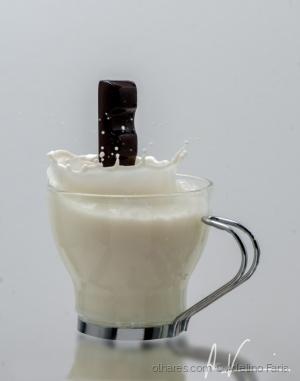 /Leite com Choco............